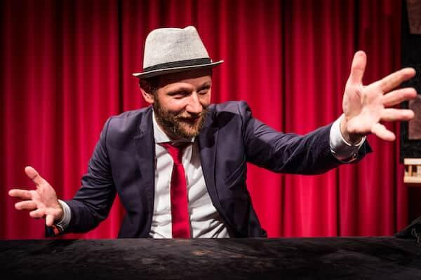 Jan Philip Wiepen Zauberkünstler